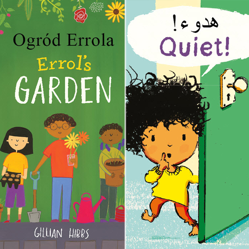 Bilingual Books for Bookstart