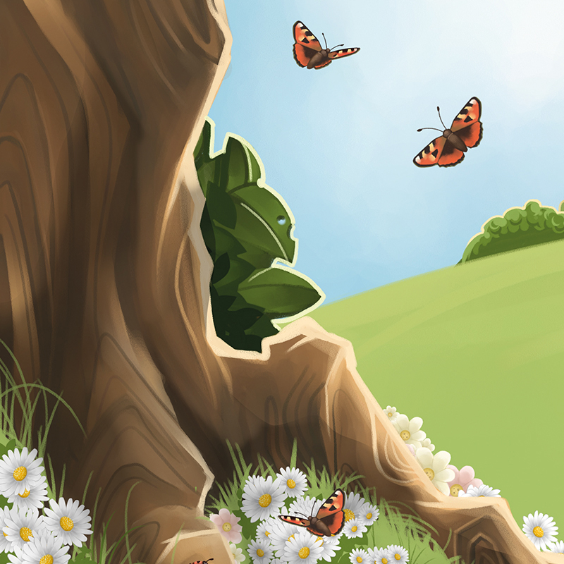 Blooms, butterflies, moths – and maps? Yes, it's time for the Big Butterfly Count Again