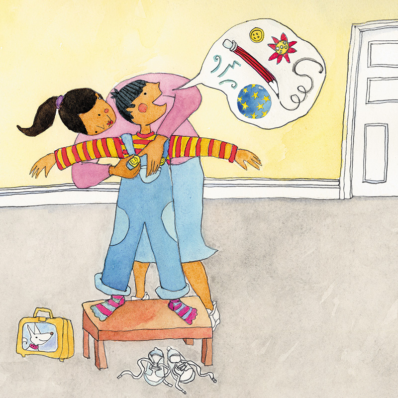 Language sponges of the world unite – how effective are bilingual books in early years education?