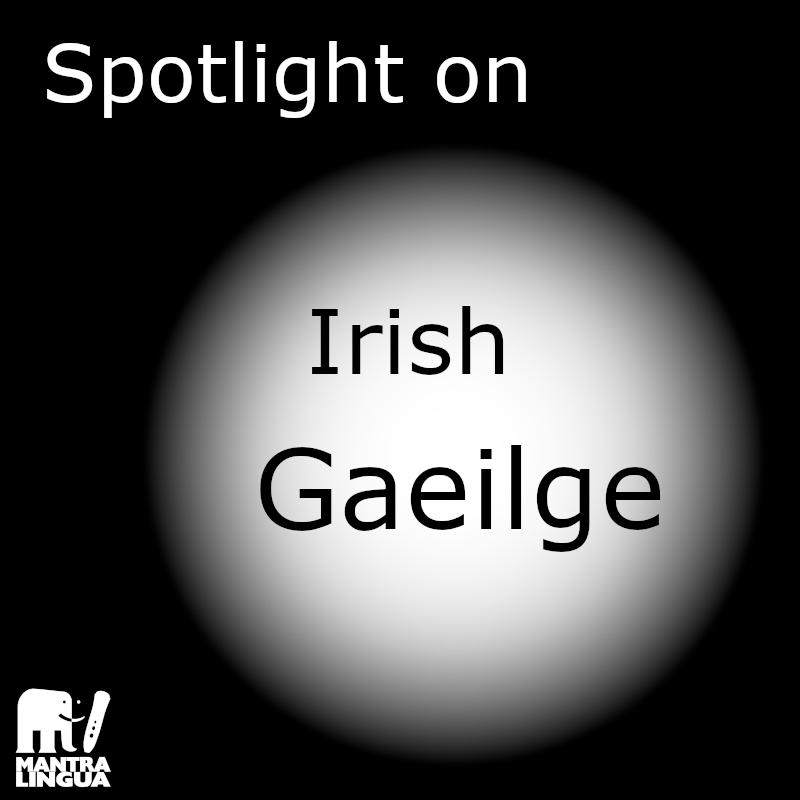 Spotlight on Irish