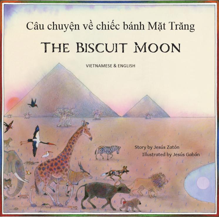 The Biscuit Moon Vietnamese