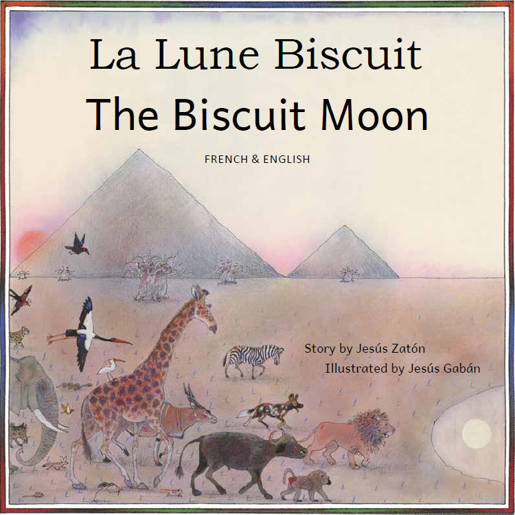 Biscuit Moon French