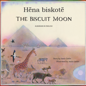 The Biscuit Moon Albanian