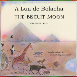 The Biscuit Moon Portuguese