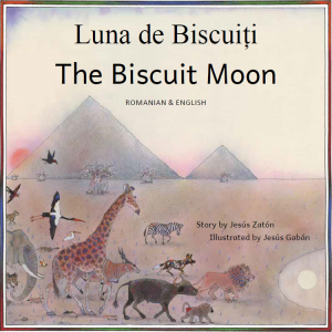 Biscuit Moon Romanian