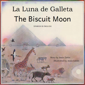 Biscuit Moon Spanish