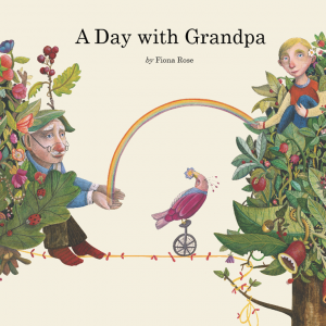 A Day with Grandpa English only