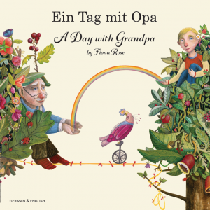 A Day with Grandpa German and English