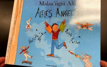 Alfie's Angels Look Inside
